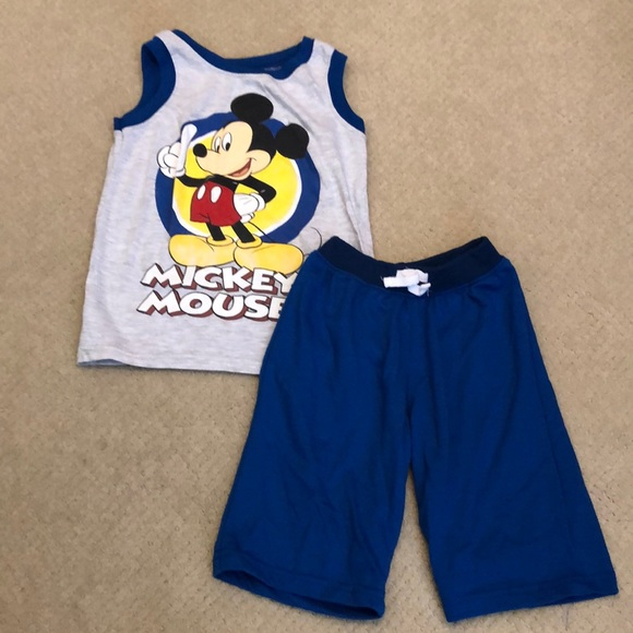 Disney Other - Mickey Mouse Set